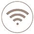 Connessione Wi-Fi gratuita